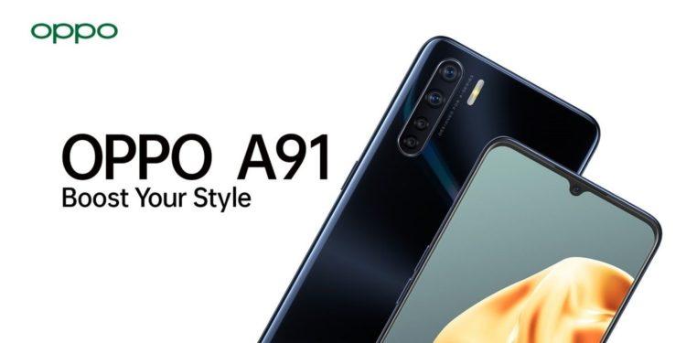 OPPO A91 Özellikleri