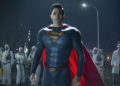 "Superman & Lois -- ""Pilot"" -- Image Number: SML101fg_0001r.jpg -- Pictured: Tyler Hoechlin as Superman -- Photo: The CW -- © 2021 The CW Network, LLC. All Rights Reserved"