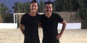 Acun Ilıcalı Mesut Özil transferini açıkladı