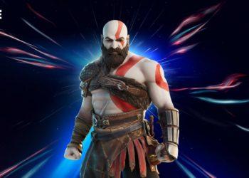 God of war kratos fortinte