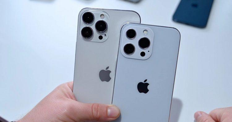 iPhone 13 Mini, iPhone 12 Pro Max